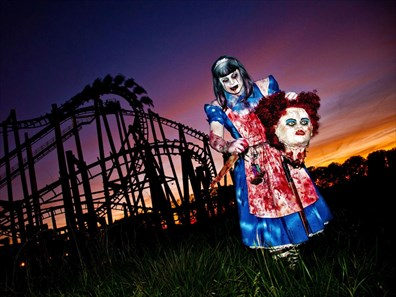 2 dagen busreis Halloween in Movie Park Germany – incl. 2 dagen entree