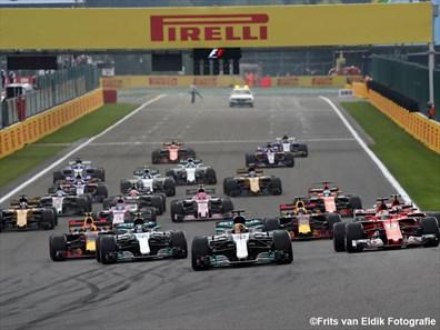 Dagtocht Formule 1 België – Spa-Francorchamps