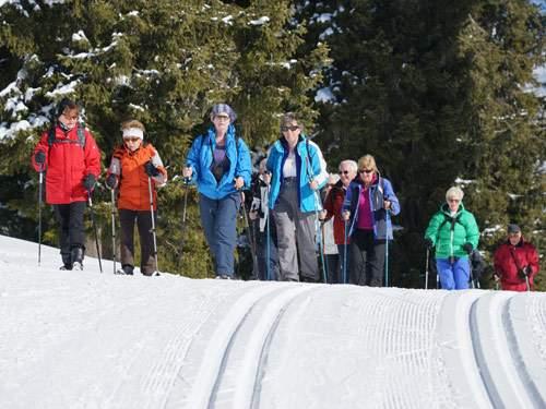 Langlaufen & winterwandelen in Salzburgerland – Fusch