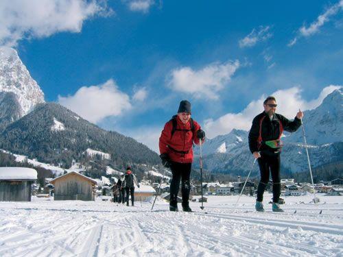 Langlaufen & wandelen in Tirol – Brandenberg