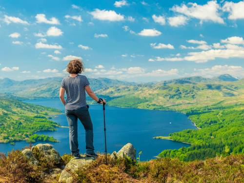 Wandelvakantie Schitterend Schotland