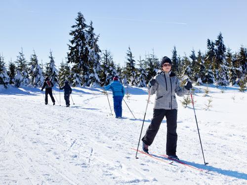 Langlaufen & winterwandelen in Tirol – Oberperfuss