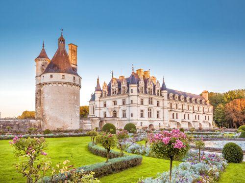 Fietsvakantie het Loiredal