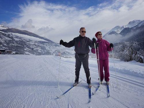 Langlaufen & winterwandelen Tirol – Reutte