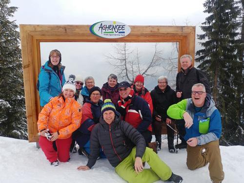Langlaufen & winterwandelen in Tirol – Achenkirch