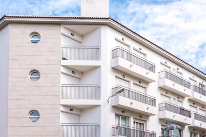 Appartementen Sorrabona